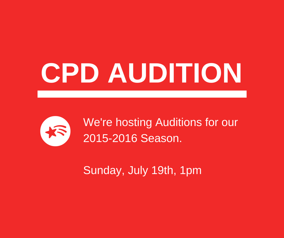 CPD Audition Image