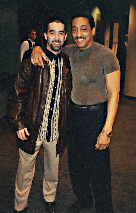 gregory hines will and grace