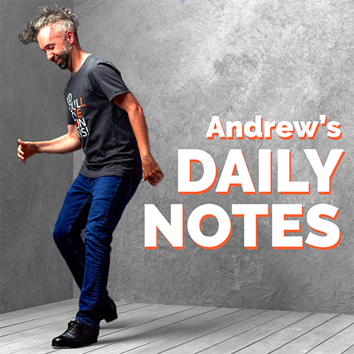 Daily Notes // Blog